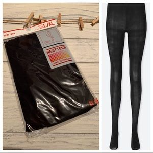 Uniqlo HEATTECH Tights